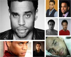 Michael Ealy (born August 3, 1973 - Michael Brown) is an American actor who appeared in   Barbershop (2002), Barbershop 2: Back in Business (2004), 2 Fast 2 Furious (2003), Their Eyes Were Watching God (2005), Seven Pounds (2008), For Colored Girls (2010), Underworld: Awakening (2012),  Think Like a Man  (2012) and Almost Human (2013). In October 2012, Ealy married his girlfriend of four years, Khatira Rafiqzada.