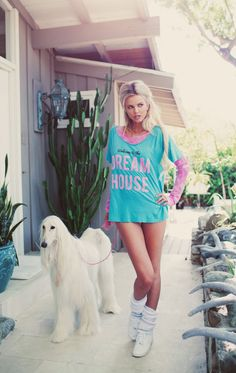 The Wildfox Barbie Dreamhouse My Other Place Material Tee