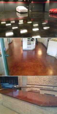 These committed home maintenance contractors offer full scale innovations to keep your home's prestige. They do custom concrete staining, epoxy coating and all other home repair jobs. Click for more information about this Dallas based home repair specialist.