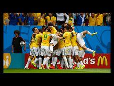 Brasil 4x1 Camarões