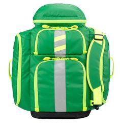 StatPacks G3 Perfusion EMS Medic Backpack Bag Green Stat Packs