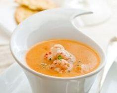 Bisque de crevettes (facile, rapide) - Une recette CuisineAZ