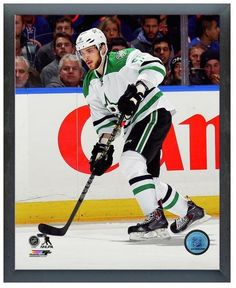 "Tyler Seguin 2013-14 Dallas Stars - 11"" x 14"" Photo in a Glassless Sports Frame"