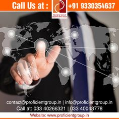 We are reaching every corner of the globe. Online media makes it easy.  Visit us at www.proficientgroup.in