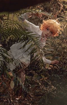 Cosplay Emma (The Promised Neverland) 約束のネバーランド Coser: Kitaro Cosplay Anime, Epic Cosplay, Cute Cosplay, Cosplay Makeup, Amazing Cosplay, Cosplay Outfits, Cosplay Girls, Vocaloid Cosplay, Otaku Anime