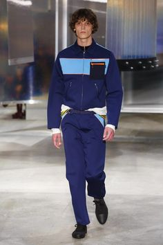 Prada Menswear Spring Summer 2016 Milan - NOWFASHION