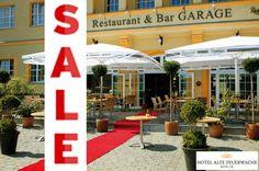 Genießen Sie deutsche Küche mit mediterranem Akzent im Hotel Alte Feuerwache! Romantisches Ambiente, eine idyllische Umgebung und persönlicher Service!