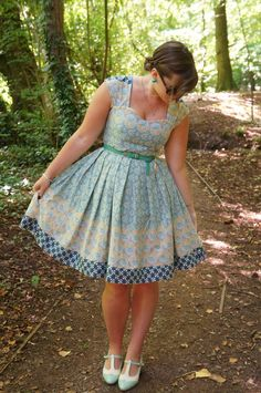 Cambie Dress by Sewaholic Patterns