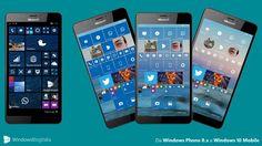 nice Da Windows Phone 8.1 a Windows 10 Mobile: somiglianze e differenze Check more at http://gadgetsnetworks.com/da-windows-phone-8-1-a-windows-10-mobile-somiglianze-e-differenze/