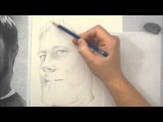Portrait Drawing For Beginners - Part 3 - Layering