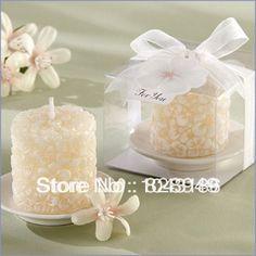 vente dusine directement faveur de mariage douce parfume osmanthus bougie faveurs de mariage souvenirs - Aliexpress Decoration Mariage