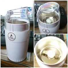 적절한 가격의 전동 커피콩 그라인더 구매.     그간 앤틱한 수작업 그라인더를 눈여겨 봤지만 결국 편한 제품으로 선택.