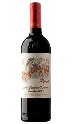 VINO TINTO CASTILLO DE YGAY  2004 GRAN RESERVA ESPECIAL 38.25€ Oferta de la Semana en Vinopremier.com $49.22