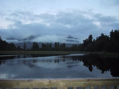 "Lake Matheson (""Mirror Lake""), Queenstown, New Zealand South Island"