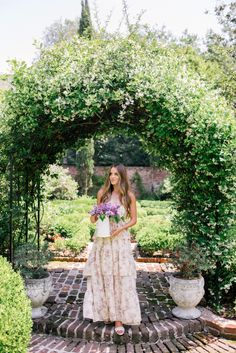 Contributor Series: Mother's Day Brunch In The Garden - Gal Meets Glam