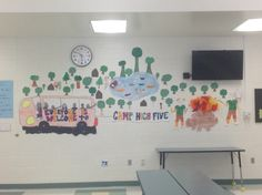 Camp High Five Boosterthon...Trinity Oaks PLACE