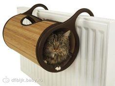 дом кошки батарея купить домик