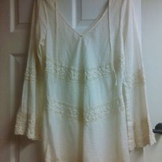 Free People Tunic Good condition Free People Tops Tunics