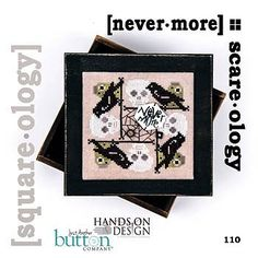 Just Another Button Company - Square.ology - Never More 110 – Stoney Creek Online Store