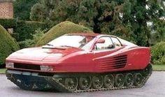 The Ferrari Tank