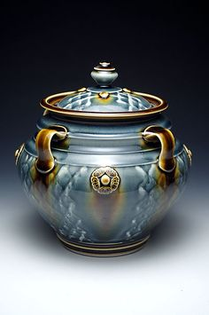 Ryan Greenheck pottery at MudFire Gallery