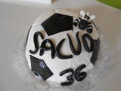 la torta per i 36 anni di mio marito fatta con le mie manine....