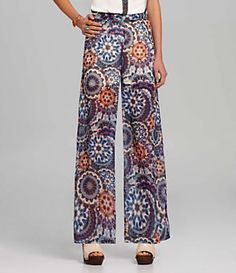 Chelsea & Violet Wide-Leg Pants | Dillard's Mobile
