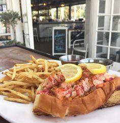 The Montauk lobster roll