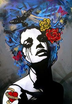 Copyright - Street Artist