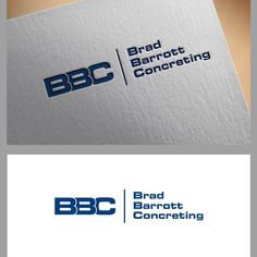 Create A Strong Professional Logo For Quality And Reliable Concreter By Goran Pacul