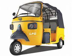 Piaggio Ape City Autorickshaw