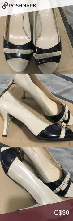 Franco Sarto size 8 cream/Beige 🌶🌶🌶 Probably worn once Has minor scuffs on the right inner side Franco Sarto Shoes Heels Plus Fashion, Fashion Tips, Fashion Trends, Franco Sarto, Black Cream, Shoes Heels, Beige, Best Deals, Closet