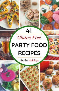 41 Gluten Free Party