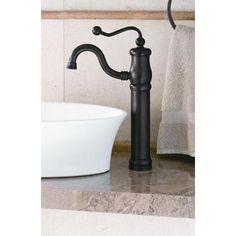 Cheviot 5296-AB Thames Antique Bronze One Handle Vessel Bathroom Faucets  eFaucets.com