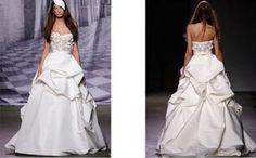 THE dress inspiration. Monique Lhuiller