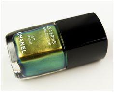 Peridot Nail Colour