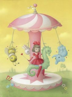 "supersonicart: "" Nicoletta Ceccoli's ""Relazioni Pericolose"" at Corey Helford Gallery. Opening on Saturday, November 2019 at Corey Helford Gallery in Los Angeles, California is artist Nicoletta. Illustrations Pop, Illustration Art, Arte Lowbrow, Art Deco Posters, Arte Horror, Arte Pop, Pop Surrealism, Mexican Folk Art, Whimsical Art"