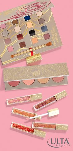 The Beauty and the Beast collection by LORAC in one word: enchanting. The eyeshadow palette is a limited edition of the ever-popular PRO series, with 16 dreamy pigmented shades. The rose-inspired cheek palette has blushes and highlighters infused with anti-aging oxidants and lip gloss in five princess-worthy shades.