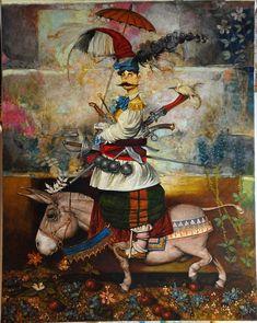 El Hurgador [Arte en la Red]: Daron Mouradian [Pintura]