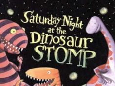 Use this track from GarageBand to read Saturday Night at the Dinosaur Stomp by Carol Diggory Shields, illustrated by Scott Nash. Dinosaur Songs, Dinosaur Theme Preschool, Dinosaur Activities, Preschool Music, Preschool Lessons, Preschool Classroom, Classroom Activities, Dinosaur Dinosaur, Kindergarten Inquiry