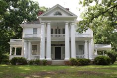 southern decor | Posts related to Colonial Style Homes Southern Plantation Style House ...