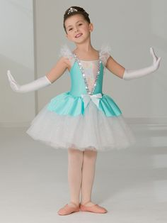 Wish Upon a Star - Style 527 | Revolution Dancewear Children's Dance Recital Costume