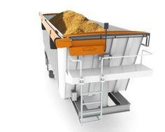 Système de bâchage automatique Overquick - Etoile de l'Observeur du design 2013