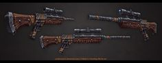 Show your hand painted stuff, pls! - Page 34 - Polycount Forum