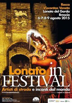 Dal 6 al 9 agosto 2015 torna Lonato in Festival @gardaconcierge