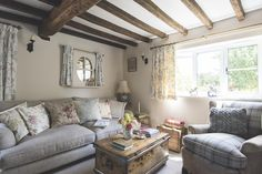 Shabby and Charme: Un country cottage nella campagna inglese