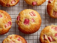 We've never been so excited to break out the muffin tin. It's rhubarb season and we're baking up a storm. Get our rhubarb muffins recipe at Chatelaine.com