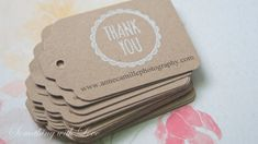 Thank You For your PurchaseBusiness by SomethingwithLove on Etsy, $15.00