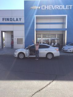 BAILEE's new 2013 NISSAN  SENTRA! Congratulations and best wishes from Findlay Motor Company and Jesse Premsey.