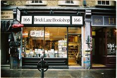 palmingly:  Brick Lane Bookshop | London by Misiska on Flickr.